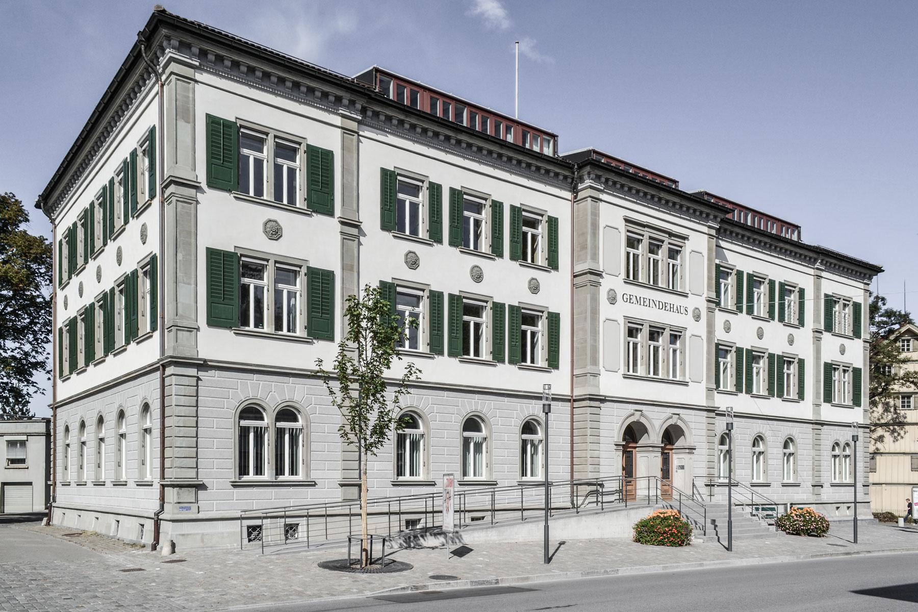 Gemeindehaus Herisau